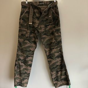 Cabela's Camo Pants-Relaxed Fit